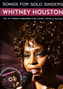 HOUSTON, WHITNEY: Songs for solo singers