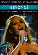 BEYONCE: Songs for solo singers