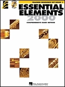 Essential Elements 2000 Comprehensive Band Method - Teacher Resource Kit Book 1 CD-ROM és könyv